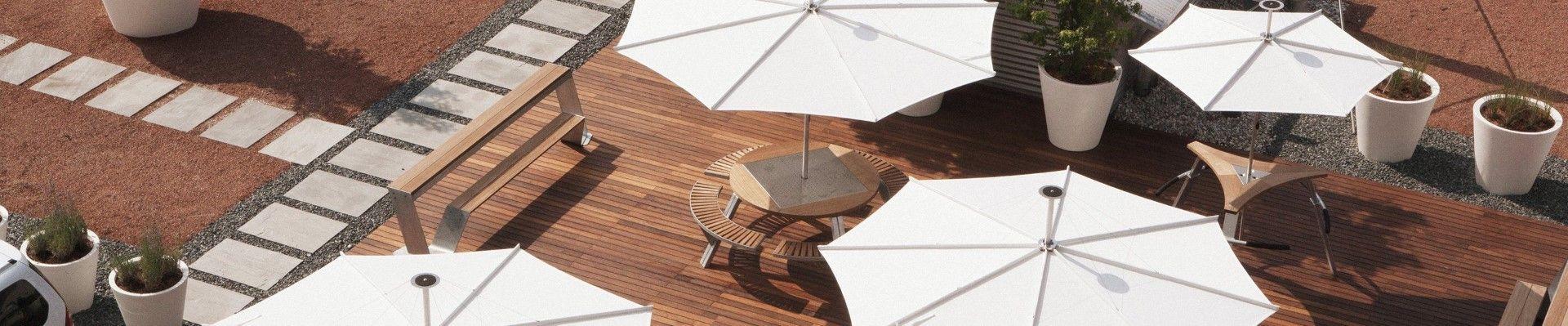 Extremis parasols