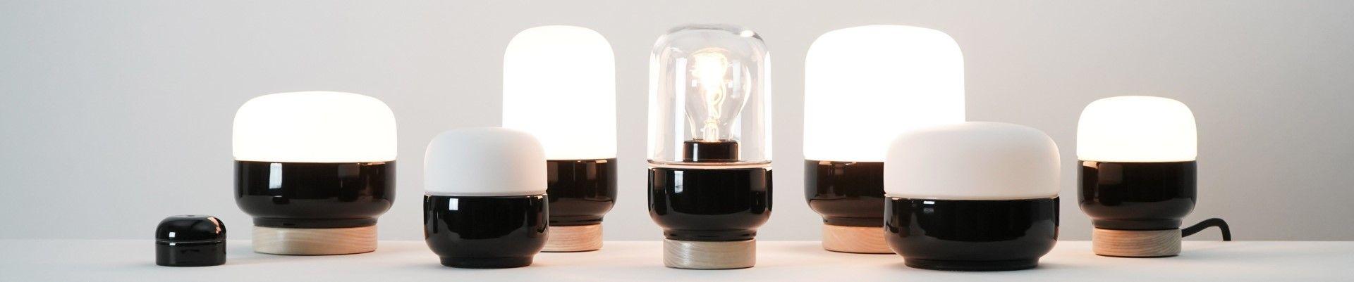 Ifö Electric tafellampen