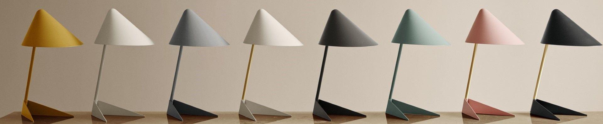 Warm Nordic Bloom Lamp