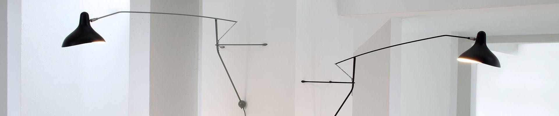 DCW éditions Lampe Mantis
