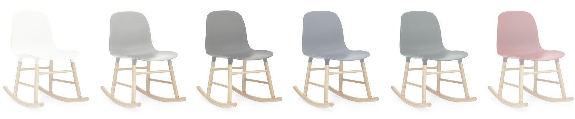 Normann Copenhagen schommelstoelen