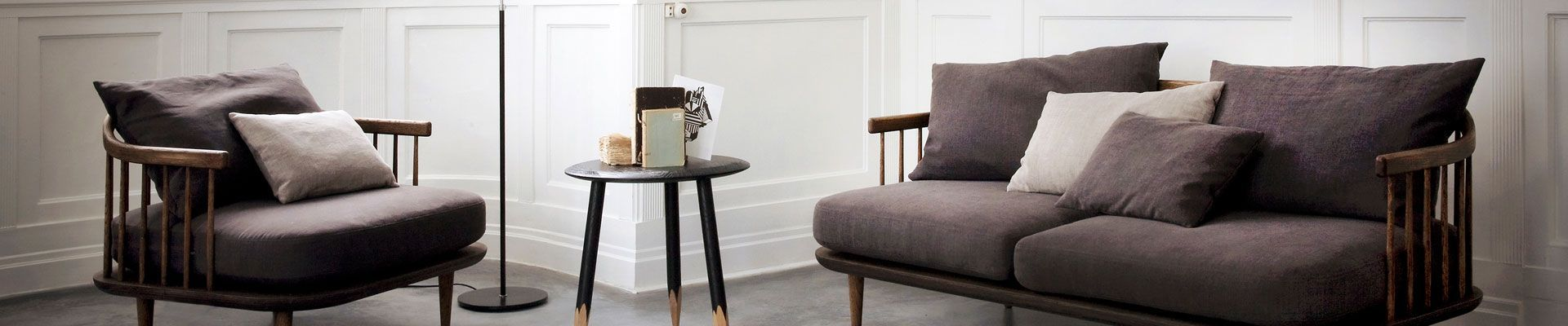 &Tradition fauteuils