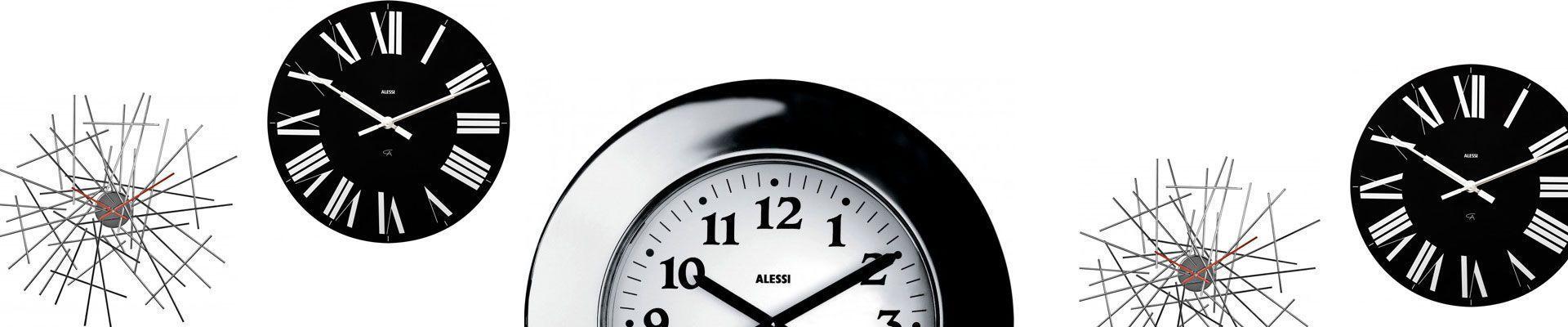 Alessi klokken