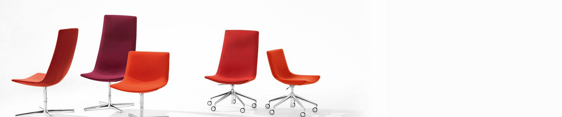 Arper stoelen