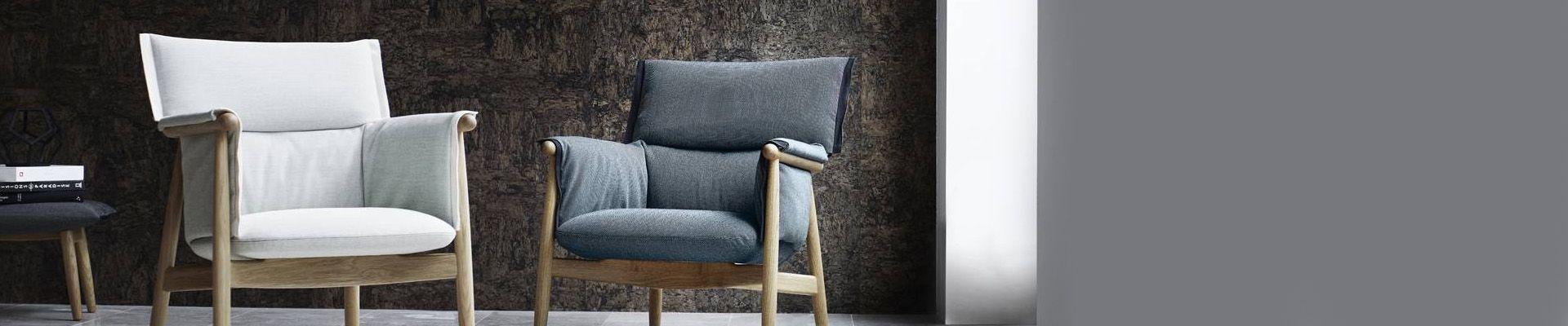 Carl Hansen fauteuils