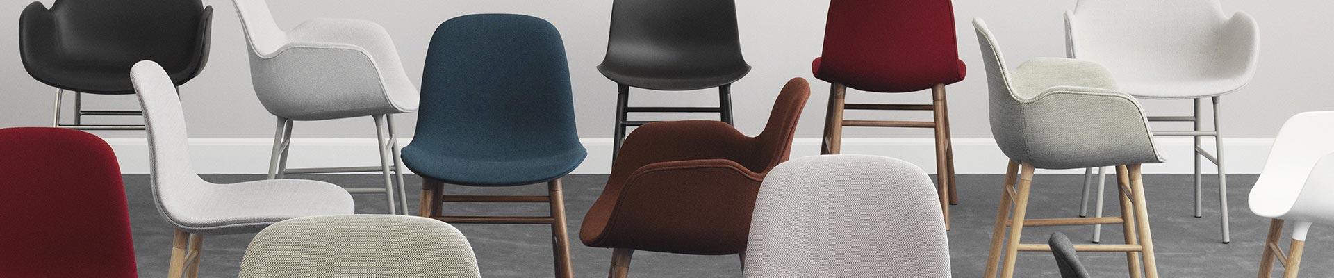 Normann Copenhagen stoelen