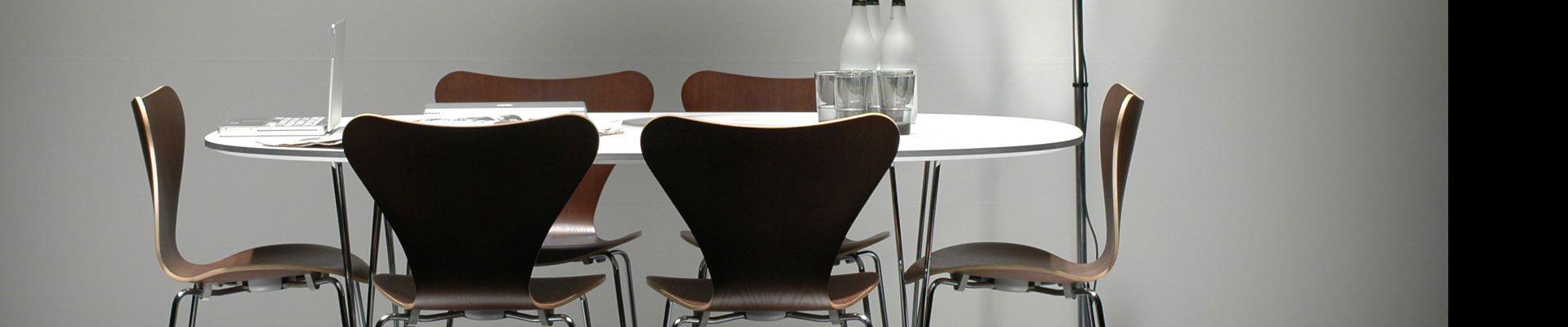 Fritz Hansen Table Series