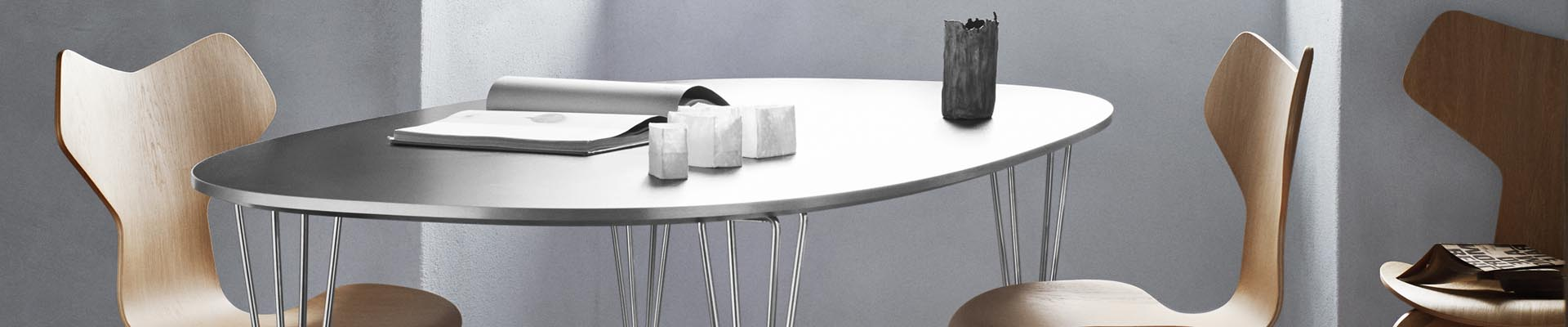Fritz Hansen tafels