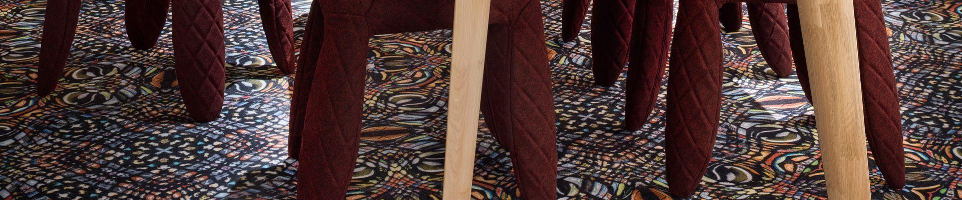 Moooi Carpets Dazzling Dialogues