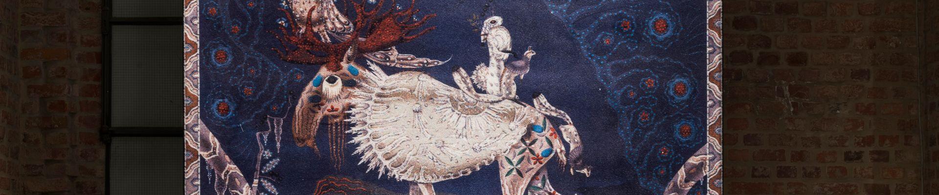 Moooi Carpets Polar Byzantine