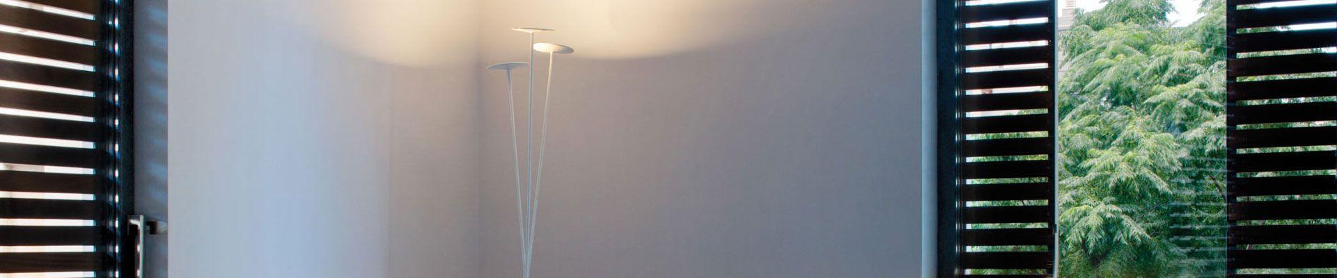 Vibia vloerlampen