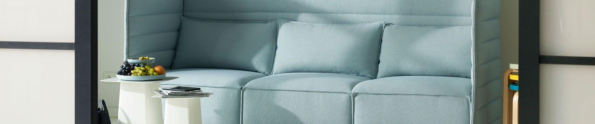Vitra sofa's