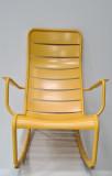 Fermob Tweedekansje - Luxembourg schommelstoel Honey
