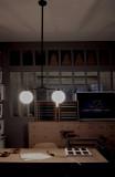DCW éditions Lampe Gras N305 plafondlamp met glazen bol