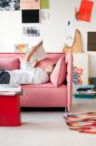 Vitra Alcove Plume driezitter sofa