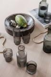 Ferm Living Ripple glazen set van 4 groot