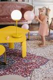 Fermob Bebop salontafel 90x90x29