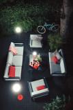 Fermob Bellevie salontafel buiten 103x75