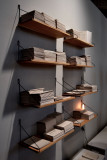 Frama Shelf wandplank 60x20