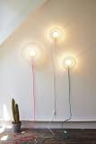 Petite Friture Grillo wandlamp large met snoer