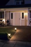 Philips Hue Econic sokkellamp white/color ambiance LED IP44 hoog