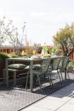Zuiver Vondel tuinstoel met armleuning