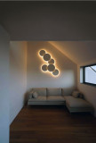 Vibia Puck wandlamp halo 4