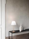 Luceplan Costanzina lampenkap wit