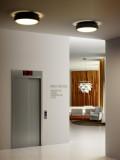 Marset Plaff-On! 50 Plafondlamp Zwart