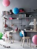 String Furniture Workdesk 78 x 58 cm