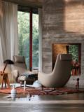 Vitra Grand Repos loungestoel met Ottoman