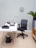 Hembridge Carter bureaustoel NEN Mesh A4 zwart