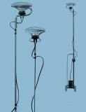 Flos Toio vloerlamp (limited edition)