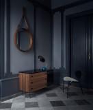 Gubi Adnet Circulaire spiegel large