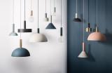 Ferm Living Disc Light Grey hanglamp