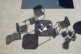 Petite Friture Week-end tuintafel 85x85