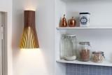 Secto Design Secto 4231 wandlamp 45cm met wandbevestiging