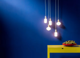Droog Lampion Light Two E27 LED 3W 3000K lichtbron dimbaar