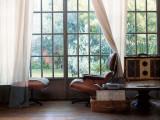 Vitra Eames Lounge chair fauteuil (klassieke afmeting) Palissander