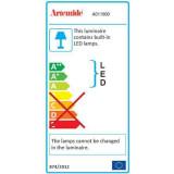 Artemide Tolomeo Micro LED bureaulamp met voet 2700K