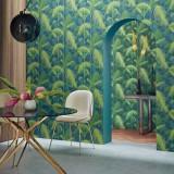 Cole & Son Palm Jungle behang