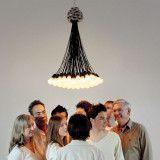 Droog 85 Lamps kroonluchter LED