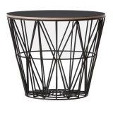 Ferm Living Wire Basket deksel opbergmand large