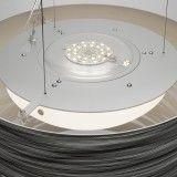 Foscarini Tress Grande hanglamp LED dimbaar