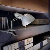 Lumina Naomi Pinza bureaulamp met tafelklem