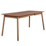 Zuiver Glimps uitschuifbare tafel 180/240X90