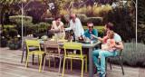 Fermob Oléron tuinstoel met armleuning