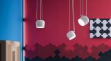 Flos Aim Small hanglamp set van 3 LED zwart
