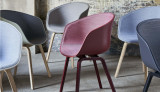 Hay About a Chair AAC22 stoel gestoffeerd surface