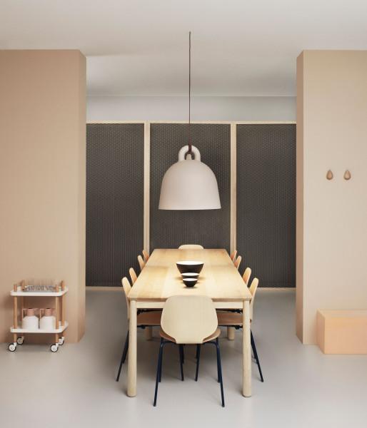 Normann Copenhagen Slice tafel 300x90